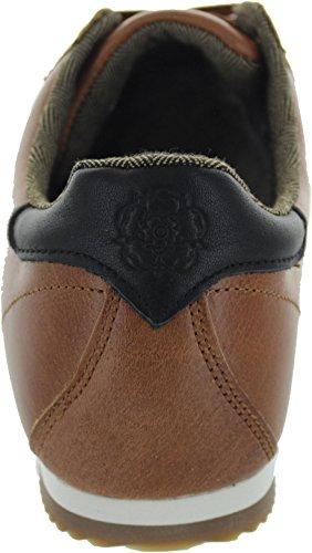 Nicholas Deakins Men's Kendall Leather Trainers cheap sale best sale cheap visit 8jiVfmhv