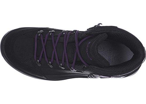 Outdoor 9957 Schwarz brombeere Renegade Schuhe Mid 320945 Gtx Lowa anwxqp4TR4
