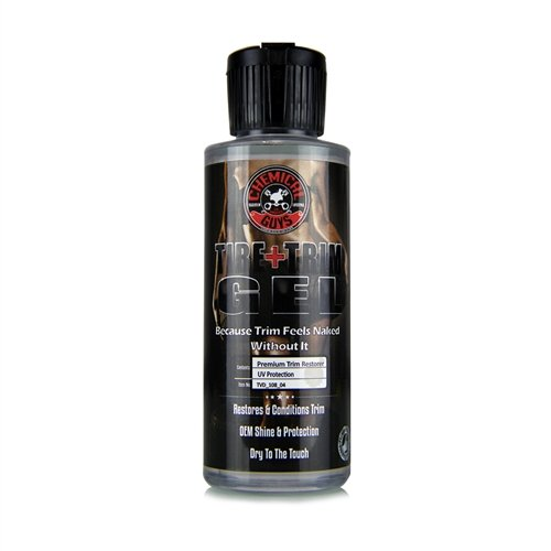 Chemical Guys TVD_108_16 Tire and Trim Gel for Plastic and Rubber (16 oz)