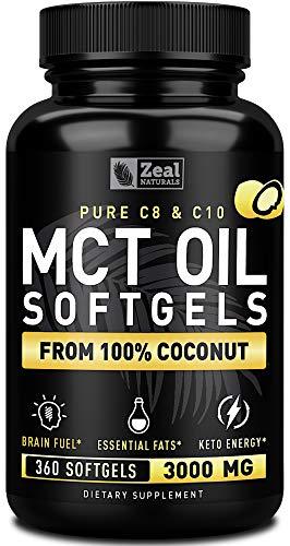 Pure MCT Oil Capsules