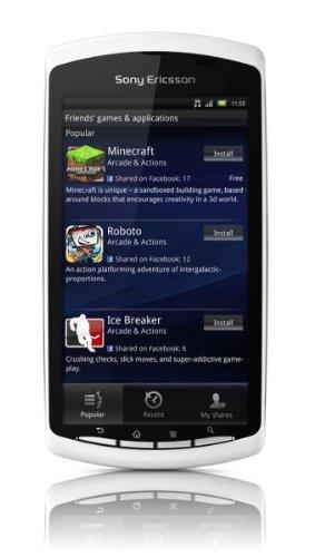 (Sony Ericsson Xperia Play R800a Unlocked Phone - No Warranty -)