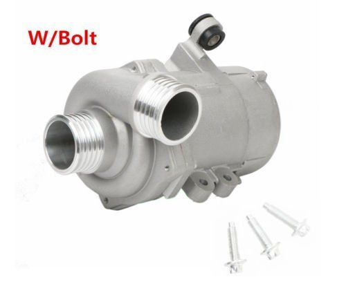 08 x5 bmw water pump replacement - 6