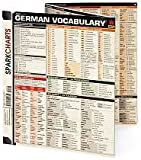 German Vocabulary (SparkCharts), Aimee Hartmann, 1411402650