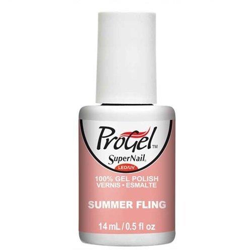 SuperNail ProGel Polish Summer Fling - .5 fl oz / 14 mL
