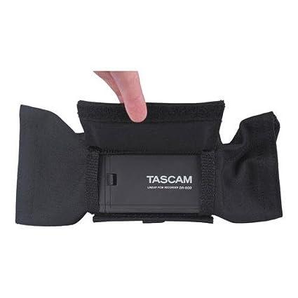 Amazon.com: Porta Brace Audio Recorder Case for Tascam DR ...