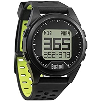 Bushnell Neo ION Golf GPS Watch, Black