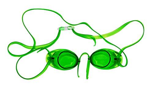 Mako Arrowhead vert Lunettes de natation Vert