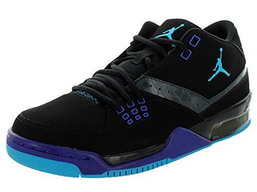 Nike Jordan Flight 23, Scarpe da Basket da Uomo Black/Bl Lgn/Anthracite/Brght Cncrd