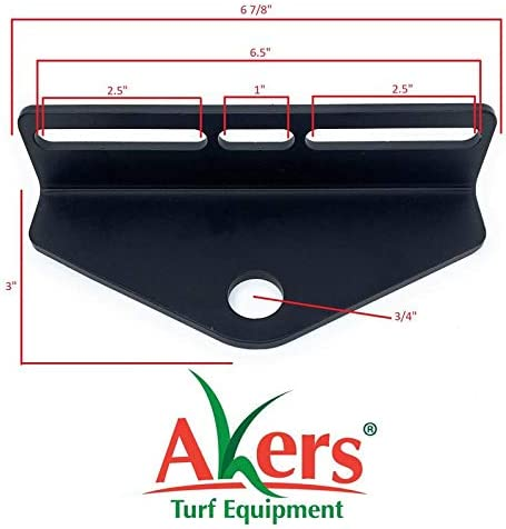 Amazon.com: Akers Turf Equipment - Enganche universal para ...