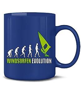 WINDSURFEN EVOLUTION 626(Blau-Grün)