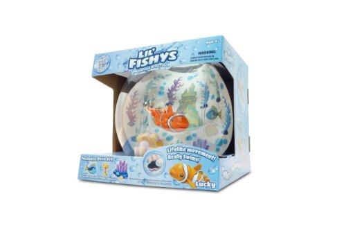 (Lil Fishy Aquarium Lucky Playset)