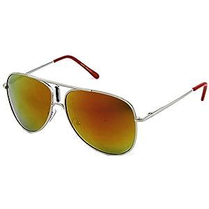 MKL Accessories Women's Fashion Blog Favorite - Push Cane Sunglasses One Size Black