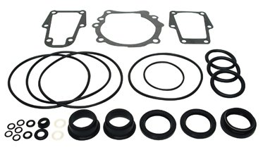 OMC COBRA LOWER GEARCASE SEAL KIT | GLM Part Number: 87656; Sierra Part Number: 18-2672; OMC Part Number: 439967