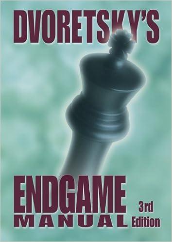 Dvoretsky's endgame manual chessbase edition | chessbase.