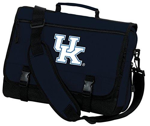 Broad Bay UK Wildcats Laptop Bag University of Kentucky Computer Bag Messenger Bag (Laptop Kentucky Ncaa Wildcats Bag)