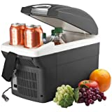 Wagan 6206-6 Quart 12V Portable Electric Cooler/Warmer EL6206 for Car, Truck, SUV, RV, Trailer DC Powered