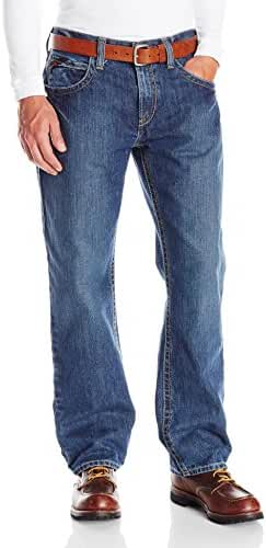 Ariat Men's Flame Resistant M3 Loose-Fit Straight-Leg Jean