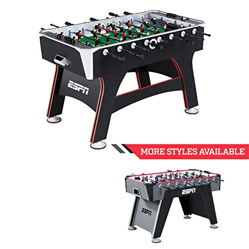 ESPN SOC056_218E 56' Arcade Foosball Table