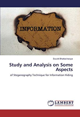 46 Best Steganography Books of All Time - BookAuthority
