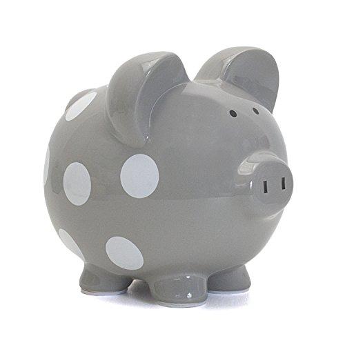 Child Cherish Polka Piggy Bank product image
