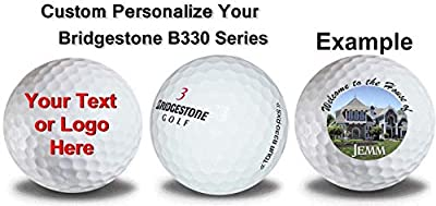 Bridgestone B330-RX Personalized Golf Balls 3-Pack Refinished