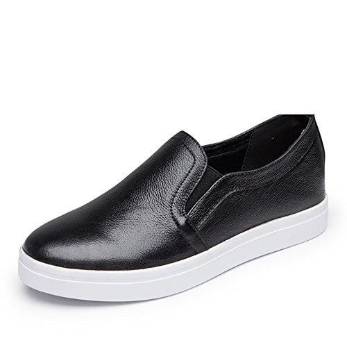 Zapatos casuales de moda/Cabeza redonda pie Lok Fu zapatos/escoge los zapatos/Zapatos del estudiante A