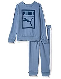 PUMA Boys Boys' Heritage 2 Piece Set