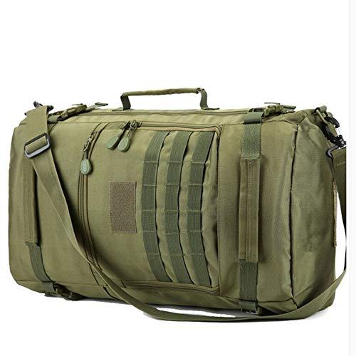 Holabag Outdoor Mochila De Senderismo 50L Tactical Tactical 50L Shoulder Bag Military Caza Caza Bolsas Montañismo Mochila Impermeable Nylon Cubo Bolsas De Hombro, B 6ef25d
