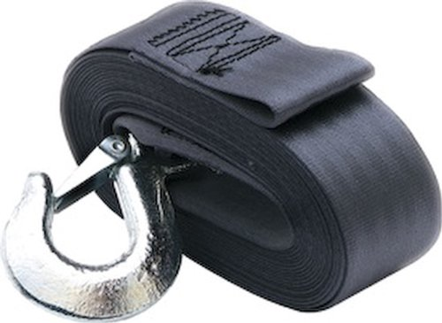 (Seasense PWC Winch Strap with Hook, 2