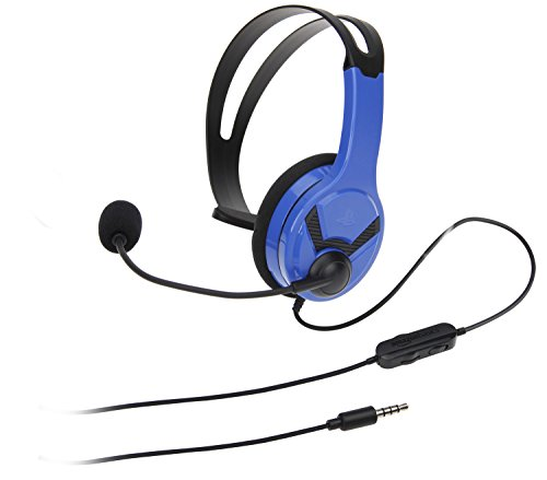 AmazonBasics Gaming Chat Headset for PlayStation 4