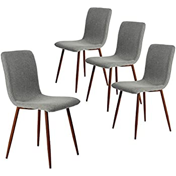 Amazon Com Coavas Set Of 4 Kitchen Dining Chairs
