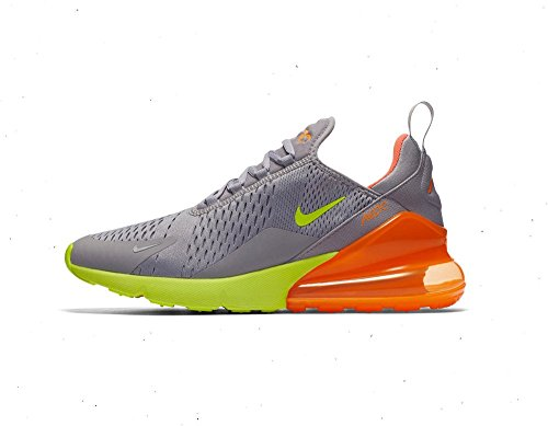 the best attitude 71e09 599f9 NIKE AIR MAX 270 - Men s (6.5, Atmosphere Grey Total Orange Hot Punch)