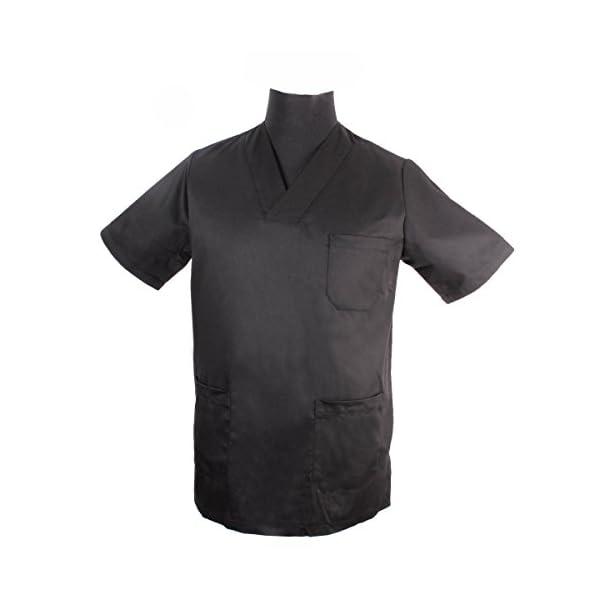 MISEMIYA - Camisa Camisetas Unisex Uniformes LABORARES ESTÉTICA Dentista - Ref:T817 6