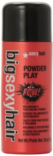 Sexy Hair Big Sexy Hair Powder Lecture volumisant et Texturizing poudre, 0,53 once