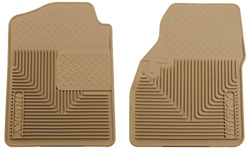Husky Liners Front Floor Mats Fits 02-06 Avalanche 1500,002-06 Avalanche 2500