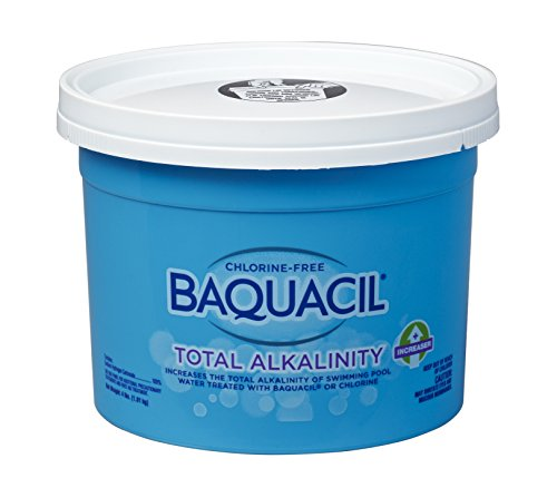 Baquacil Total Alkalinity Increaser 4 Pounds