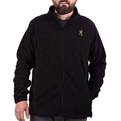 Browning Men's Laramie Jacket, Color Black/Gold, Size L