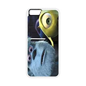 iphone6 plus 5.5 inch phone cases White Monsters Inc cell phone cases Beautiful gifts TWQ06689343