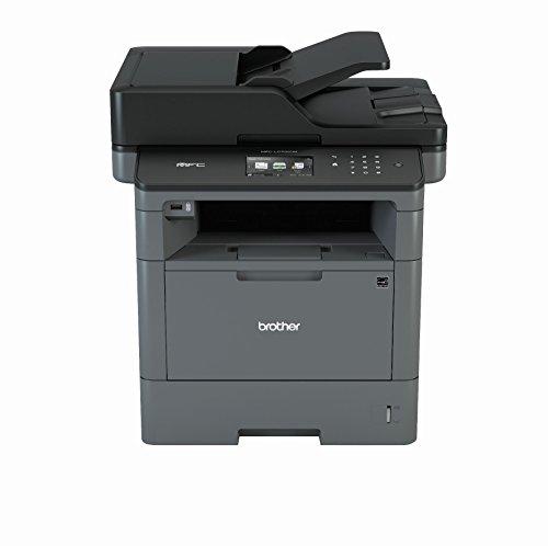 Brother MFC-L5700DN – Impresora multifunción láser (250 Hojas, dúplex automático, 9,3 cm, 8000 páginas, USB 2.0 y…