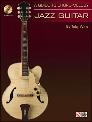 Amazon.com: A Guide to Chord-Melody Jazz Guitar (Book/CD ...