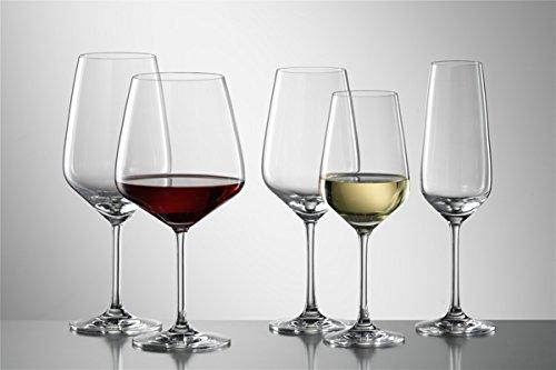 115674 Taste Sekt//Champagner 12 Sektgl/äser Schott Zwiesel