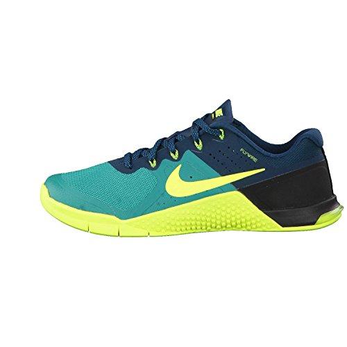 Nike Metcon 2, Men's Hiking Shoes Green