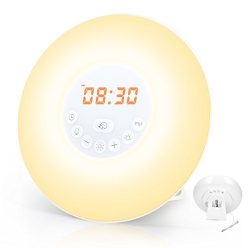 GRDE Simulator Light Snooze function Nature Charger Touch product image