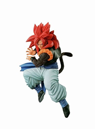 Dragon Ball Z SCultures Big Budoukai 7 Gogeta Figure