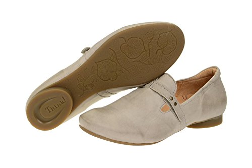 Think GUAD - Zapatos Mujer Gris - Delfin