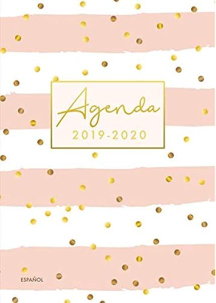 Agenda 2019 2020: Agendas Semana Vista, Calendario - Agenda ...