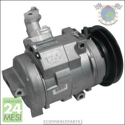 CEE, compresor climatizador de aire acondicionado Sidat MITSUBISHI PAJERO IV: Amazon.es: Coche y moto