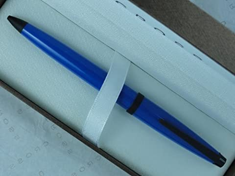 Cross Solo Electric Blue with 0.5MM Lead Pencil.