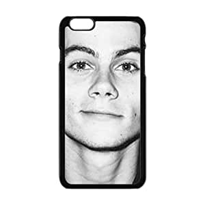 Happy Dylan Obrien Cell Phone Case for Iphone 6 Plus