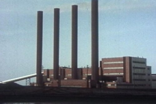 Classic Power Plants Films DVD: History of First US Electric, Coal Fired, & Nuclear Power Plants Films